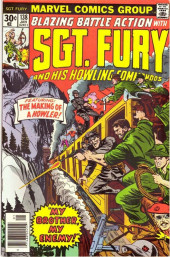 Sgt. Fury and his Howling Commandos (Marvel - 1963) -138- My Brother, My Enemy !