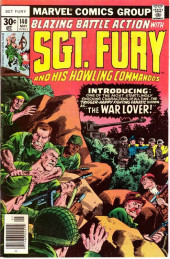 Sgt. Fury and his Howling Commandos (Marvel - 1963) -140- The War Lover !