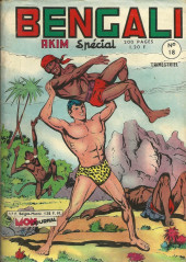 Bengali (Akim Spécial Hors-Série puis Akim Spécial puis) -18- Les pirates de la jungle