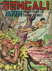 Bengali (Akim Spécial Hors-Série puis Akim Spécial puis) -23- La forêt pétrifiée