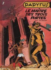 Papyrus -2b2007- Le maître des trois portes