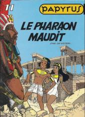 Papyrus -11c04- Le pharaon maudit
