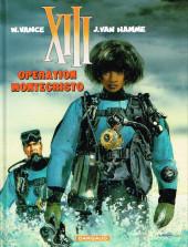 XIII -16- Opération Montecristo