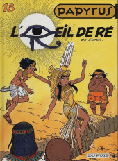 Papyrus -18b07- L'Œil de Ré