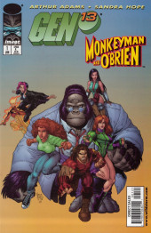 Gen13/Monkeyman and O'Brien (1998) -1- Gen13/ Monkeyman & O'Brien #1 of 2
