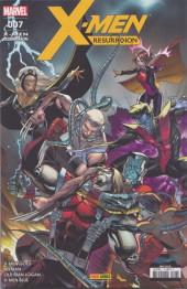 X-Men Resurrxion  -7- Bons baisers de russie