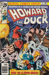 Howard the Duck (1976) -4- The sleep of the just