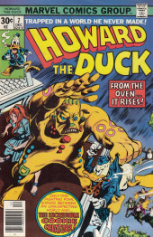 Howard the Duck (1976) -7- The way the cookie crumbles