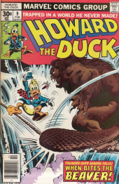 Howard the Duck (1976) -9- Scandal pluck duck