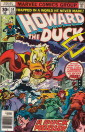 Howard the Duck (1976) -14- A duck possessed!