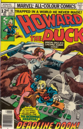 Howard the Duck (1976) -16UK- Zen and the art of comic book writing