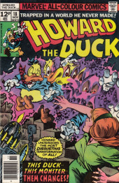Howard the Duck (1976) -18UK- Metamorphosis