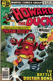 Howard the Duck (1976) -30- If this be bongsday!