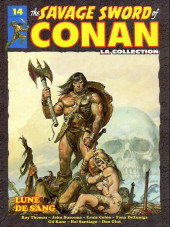 Conan (The Savage Sword of) - La Collection (Hachette) -14- Lune de sang