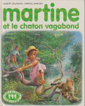 Martine -44- Martine et le chaton vagabond
