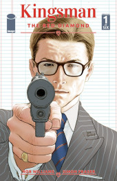 Kingsman: The Red Diamond (2017) -1- Issue #1