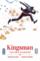 Kingsman: The Red Diamond (2017) -2- Issue #2