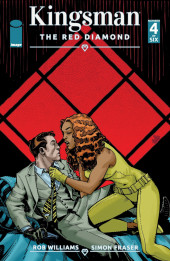 Kingsman: The Red Diamond (2017) -4- Issue #4