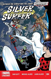 Silver Surfer Vol.6 (Marvel comics - 2014) -4- Issue #4