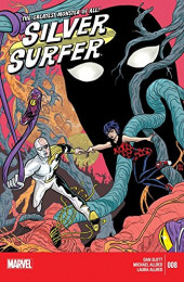 Silver Surfer Vol.6 (Marvel comics - 2014) -8- Issue #8