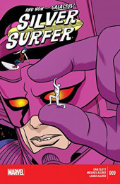 Silver Surfer Vol.6 (Marvel comics - 2014) -9- Issue #9