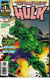 The rampaging Hulk Vol.2 (Marvel comics - 1998) -1- The monster or the man?