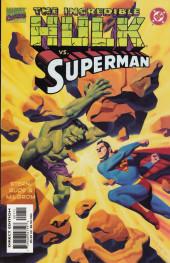 Incredible Hulk vs. Superman (1999) -OS- Incredible Hulk vs. Superman: Double lives
