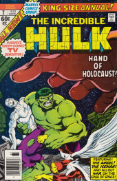Incredible Hulk (The) (1968) -AN07- The evil that is cast