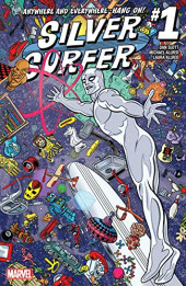 Silver Surfer (2016) -1- Issue #1