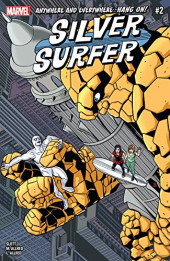 Silver Surfer (2016) -2- Issue #2