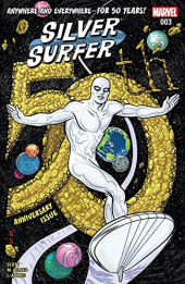 Silver Surfer (2016) -3- Issue #3
