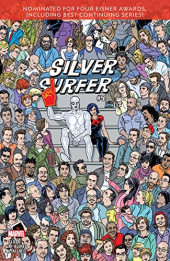 Silver Surfer (2016) -5- Issue #5