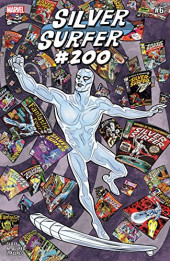 Silver Surfer (2016) -6- Issue #6