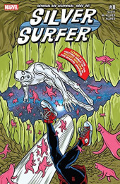 Silver Surfer (2016) -8- Issue #8