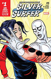 Silver Surfer (2016) -9- Issue #9
