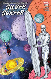 Silver Surfer (2016) -10- Issue #10
