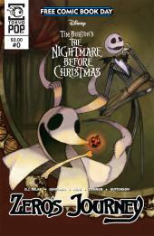 Free Comic Book Day 2018 - The Nightmare Before Christmas: Zero's Journey