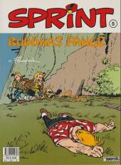 Sprint -5a93- Buddhas fange