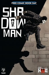 Free Comic Book Day 2018 - Shadowman