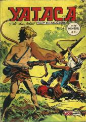 Yataca (Fils-du-Soleil) -19- Les aventuriers de l'or