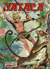 Yataca (Fils-du-Soleil) -21- L'homme à la hache