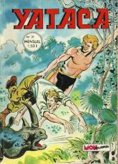 Yataca (Fils-du-Soleil) -33- Le diabolique docteur Marabunta