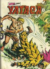 Yataca (Fils-du-Soleil) -176- La monstre du Nyassa