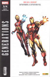 Marvel Generations -3- 3/4