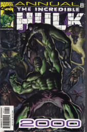 Incredible Hulk (The) (Marvel comics - 2000) -AN2000- Basic instinct