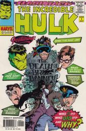 Incredible Hulk (The) (1968) --1- Grave matters