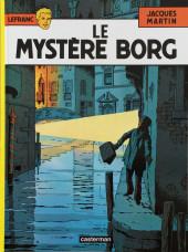 Lefranc -3e2016- Le mystère Borg