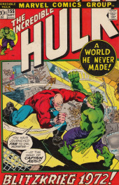 Incredible Hulk (The) (Marvel comics - 1968) -155- Destination: Nightmare