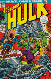 Incredible Hulk (The) (Marvel comics - 1968) -163UK- Trackdown