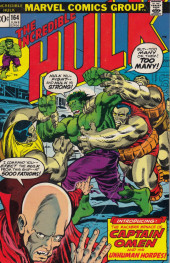 Incredible Hulk (The) (Marvel comics - 1968) -164- The phantom from 5000 fathoms